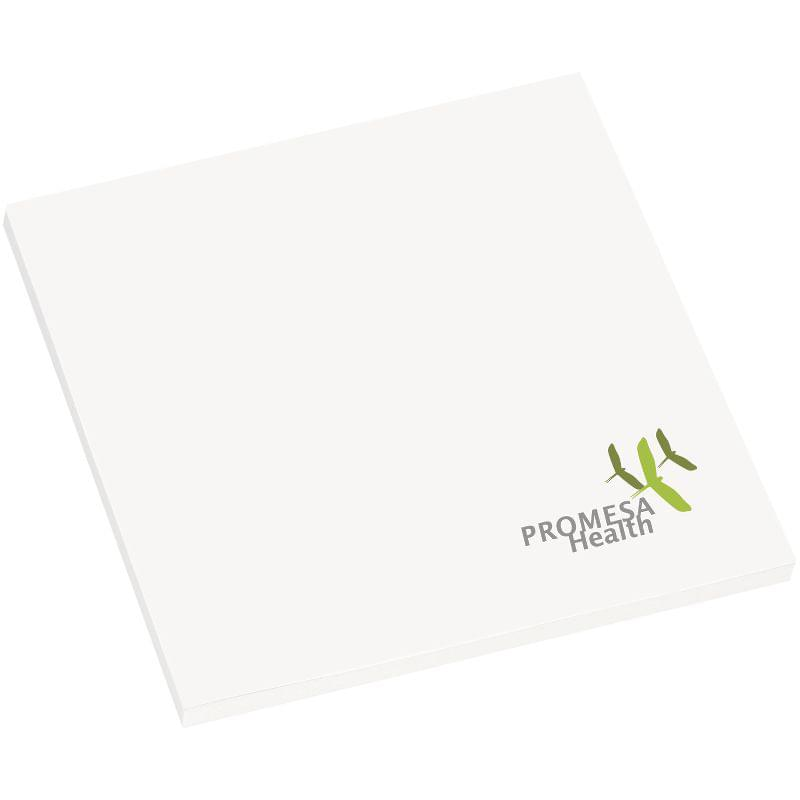 "3"" x 3"" Adhesive Notepad - 25 Sheets"