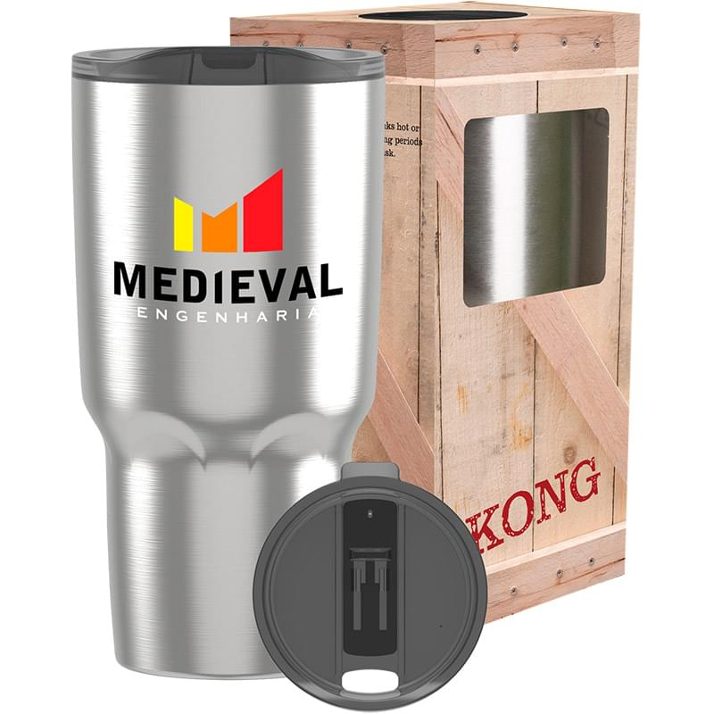 26 oz Kong Vacuum Insulated Tumbler