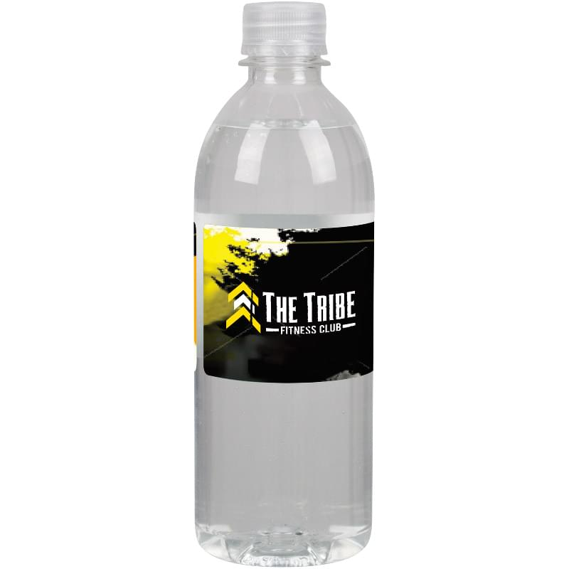 16.9oz Water Bottle Standard Label