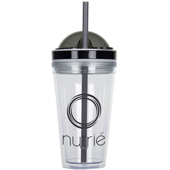 16 oz Double Wall Tumbler w/ Juicer