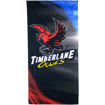 "28"" x 58"" Full Color Beach Towel"