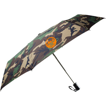 "44"" Auto Open Auto Close Camouflage Umbrella"
