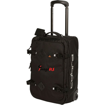 Cobra Rolling Carry On Bag