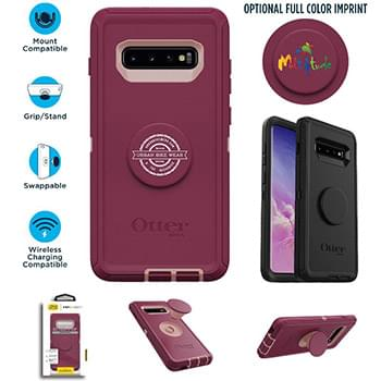 Otter + Pop Defender Series for Galaxy S10+