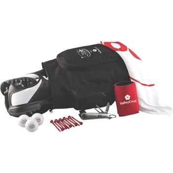 Deluxe Shoe Bag Kit with Warbird 2 Golf Ball