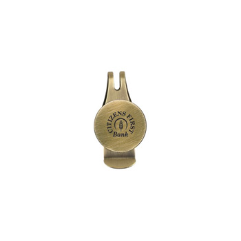 Executive Ball Marker Hat Clip