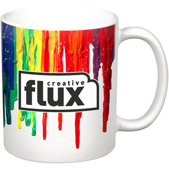 11 oz Full Color Matte Mug
