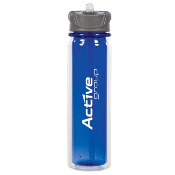 Hydrate 20 oz Double Wall Tritan Bottle