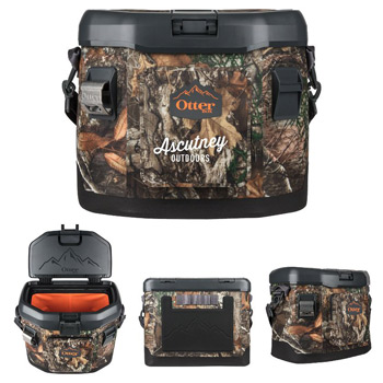OtterBox Trooper Realtree Edge Camo 20 Qt Cooler