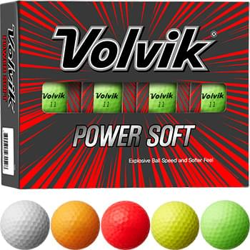 Volvik Power Soft - Glossy Ball