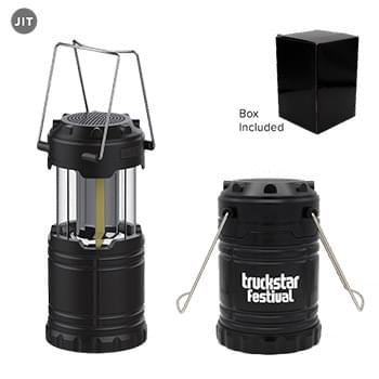COB Lantern with Bluetooth Speaker