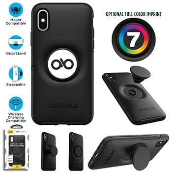 Otter + Pop Symmetry Series for iPhone X/XS QS