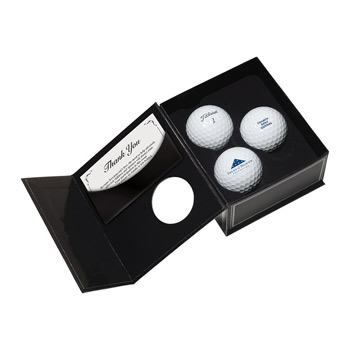 Titleist 3-Ball Appreciation Box Factory Direct