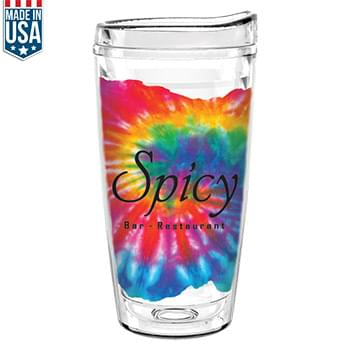 16 oz Made In The USA SAN Tumbler
