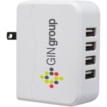 UL Listed USB Multi Port Wall Charger