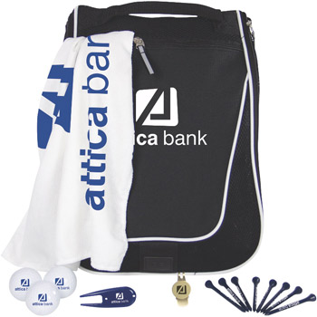Voyager Shoe Bag Kit with DT TruSoft Golf Ball